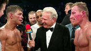 Larry Merchant will end his 35-year run as an HBO boxing commentator Saturday in calling the Nonito Donaire-Jorge Arce junior-featherweight title bout.