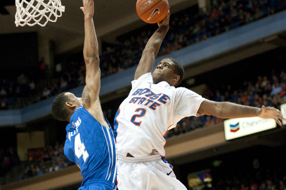 Plainfield Central grad Derrick Marks is making his mark at Boise State.