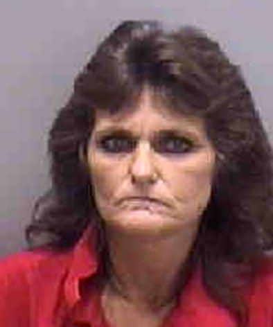 Theresa Lynn Shirley, 48, was arrested for prescription fraud after being accused of doctor shopping in Deerfield Beach
