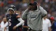 Bears coach Lovie Smith