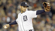 The Cubs' stealth pursuit of free agent starter Anibal Sanchez appeared to be going smoothly late Thursday afternoon.