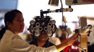 Vision insurance tied to better eye health