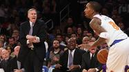 Mike D'Antoni's Lakers are very quick — to fall behind