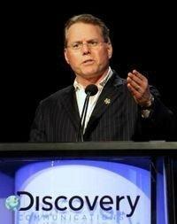 Discovery CEO David Zaslav
