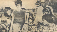 Photo Gallery: Mary Ann Fischer and the quintuplets