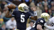 Road to the Championship: Everett Golson's progress