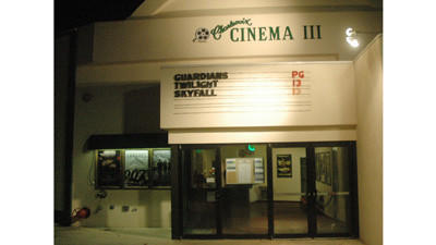 The Charlevoix Cinema III in downtown Charlevoix is under new ownership and is expected to see several upgrades soon including digital projectors.