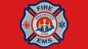 Winchester firefighters and teachers team up for therapy dog