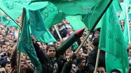 RAMALLAH, West Bank -- Thousands of Hamas activists Friday participated in mass rallies in several West Bank cities marking 25 years for the launch of the Islamist movement.