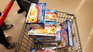 Wal-Mart Stores Inc., Ralph's owner Kroger Co. and Sara Lee parent Grupo Bimbo are all said to be in the running to buy up assets from liquidating Twinkies maker Hostess, according to a report this week.