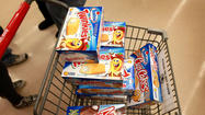Wal-Mart, Kroger said to be bidding for Twinkies maker Hostess