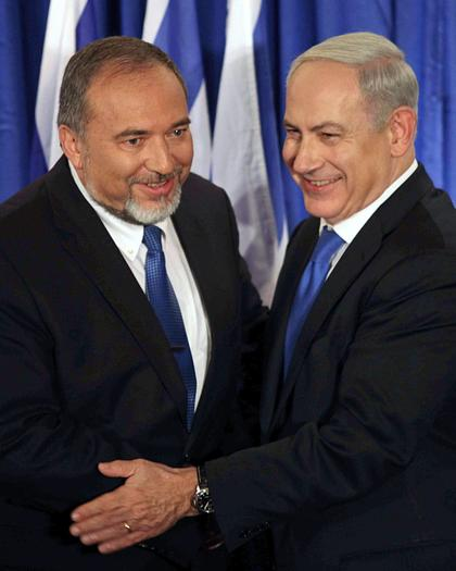 Avigdor Lieberman faces indictment