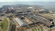 The great steel mill of Sparrows Point is gone, and it's never coming back. Local, state and federal officials, along with union leaders, made a valiant attempt to find a new operator who would restart production there, but it was not to be. The plant's 12-year-old cold mill is being sold to a company that will disassemble it and use it for spare parts, and the rest of the complex will be razed to the ground. An institution that provided not just employment but an identity to a community, a factory that represented America's industrial and military might, is now just another relic of history.