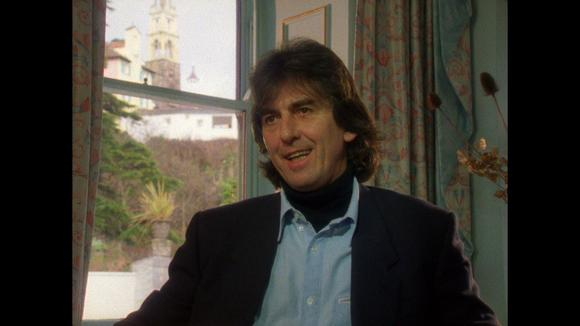 Interviews with late Beatle George Harrison are included in a new PBS documentary.