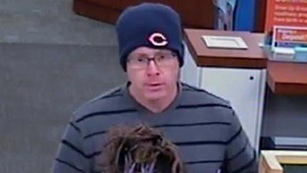 "<b><big>A man suspected of robbing three banks in Des Plaines, Buffalo Grove and Oak Brook was arrested after a relative and co-workers contacted the FBI after seeing surveillance photos, officials said.</big></b><br><a href=""http://www.chicagotribune.com/news/local/suburbs/buffalo_grove/chi-suspect-in-3-bank-heists-arrested-after-idd-by-relative-coworkers-20121212,0,1592612.story""target=""_blank"">Read the full story>></a>"