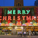 Christmas in Melbourne, Australia
