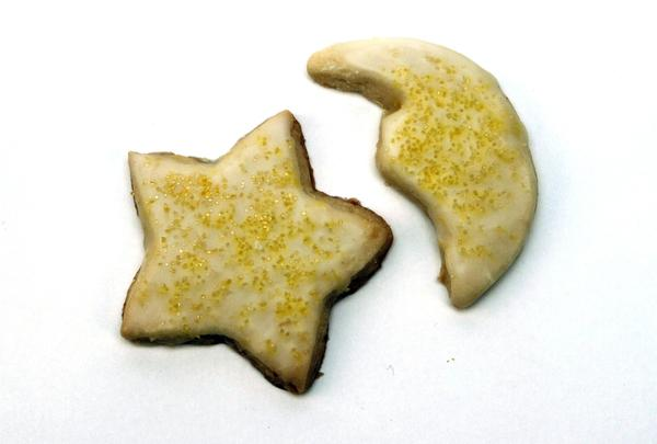 Lemon Moons and Stars