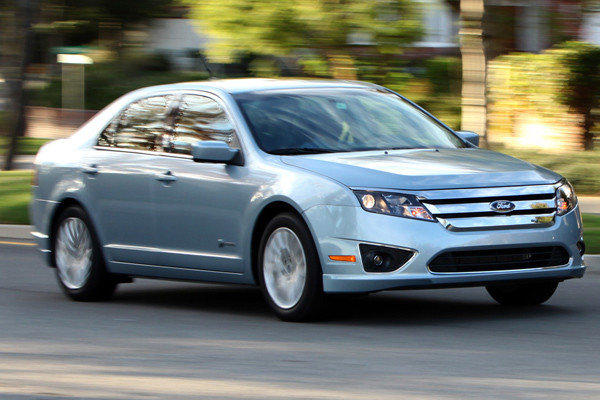 The 2010 Ford Fusion is among several models the NHTSA is investigating for  floormat issue.