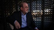For lovers of good literary controversy, Salman Rushdie is the gift that keeps on giving.