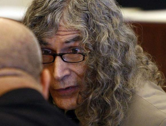 Rodney James Alcala in court in California in 2010.