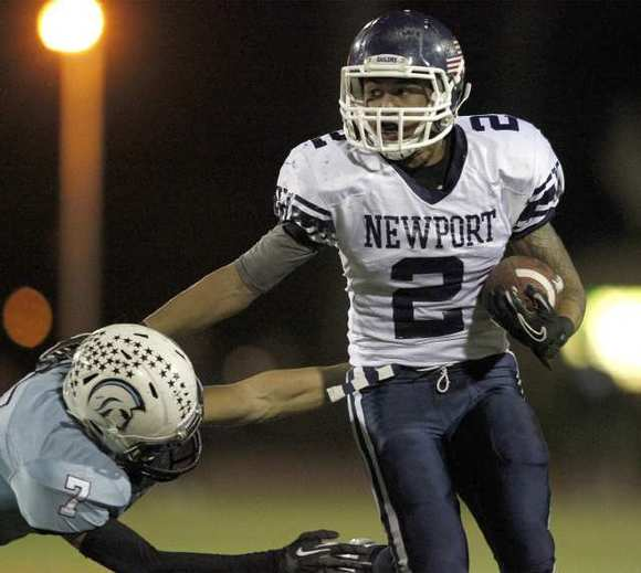 Newport Harbor High senior tailback Talalelei Teaupa was named the Sunset League Offensive Player of the Year.