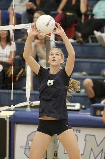 Corona del Mar High senior Kelsey Humphreys was named Pacific Coast League MVP.