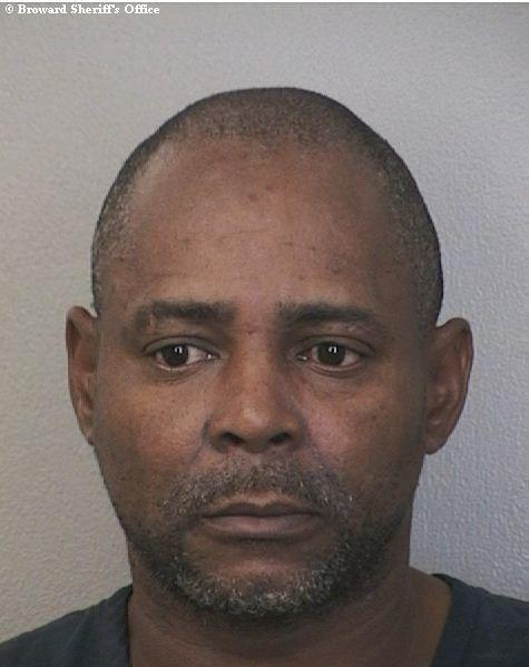 Derrick Roberson, 48, is accused of sexually molesting a ten-year-old boy