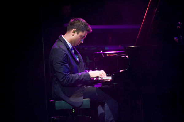 Already one of the most acclaimed pianists in jazz, Iyer shifts the focus to the undeniable pull of rhythm. In addition to intricate and immediate originals, Iyer gives songs by Duke Ellington, Henry Threadgill and Flying Lotus an inventive drive that moves both head and body.