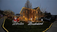 PICTURES: See houses from all eight parts of the 2012 lights tour
