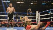 Immigration odyssey put roadblock in boxer's path