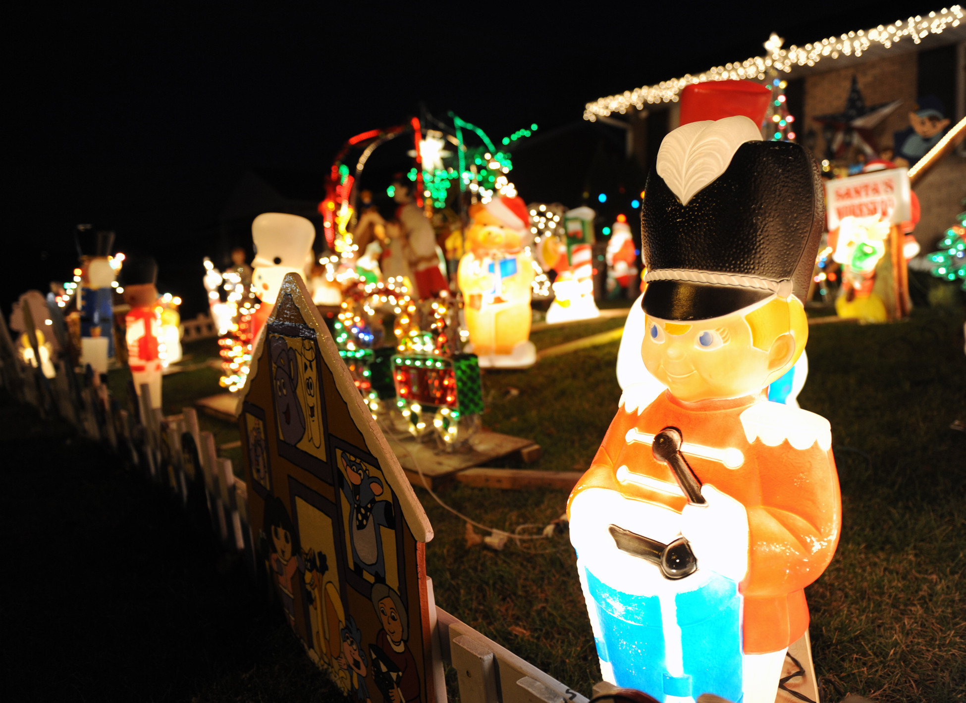 All 2012 Christmas display nominees - The Morning Call