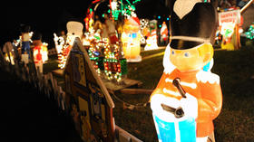 All 2012 Christmas display nominees