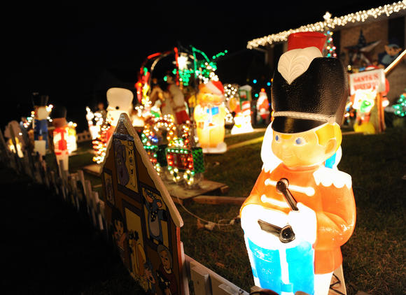 Bill White's Christmas Lights Tour