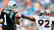 Ravens face tough challenge against Broncos pass rushers Von Miller, Elvis Dumervil