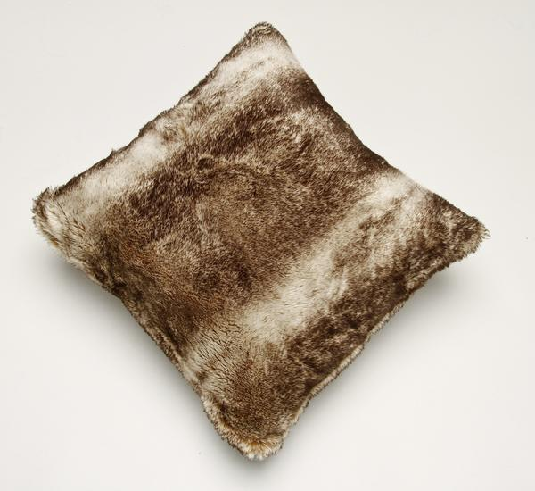 After hugging a series of long-haired pillows, panelists liked Pottery Barn's faux fur made of 82% modacrylic and 18% polyester. They said ...