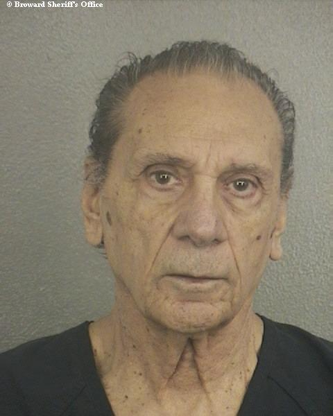 Paul Sanzaro, 79, formerly of Hollywood, was sentenced to two years in federal prison on a drug conspiracy charge. He was a fugitive for 17 years -- who fled an organized crime death threat and a federal indictment -- until he surrendered in July 2012.