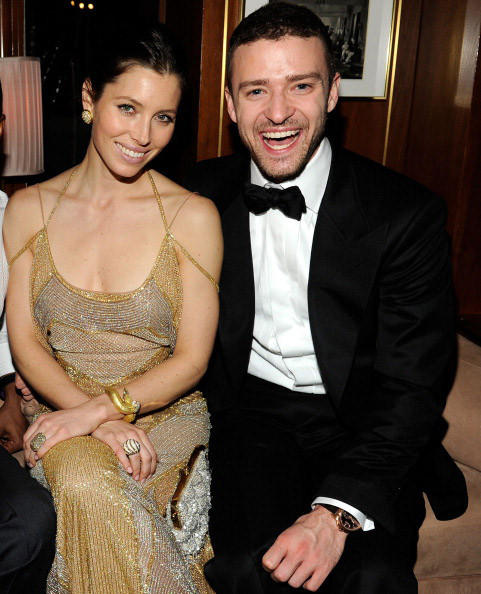 Year in Review: Entertainment news of 2012: On Oct. 19, Justin Timberlake and Jessica Biel tied the knot at a seaside resort in Italy.