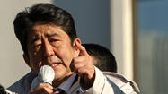 Elections on Sunday are expected to return former Japanese leader Shinzo Abe to power, a hawk by the standards of restrained Japan. The nation's apparent rightward swing has spurred concerns that a victorious Abe might attempt one of his most controversial quests: undoing Japan's constitutional ban on waging war.