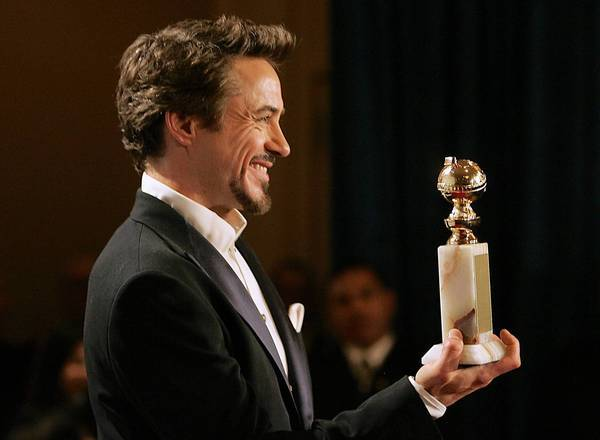 Robert Downey Jr. will open a time capsule addressed to him that was found on the premises.