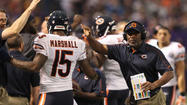 Bears dependence on Marshall exposes flaws