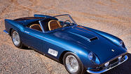 Numerous million-dollar classic cars headed to Arizona auction