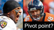 Reeling Ravens face pivotal test against Denver Broncos and a revived Peyton Manning