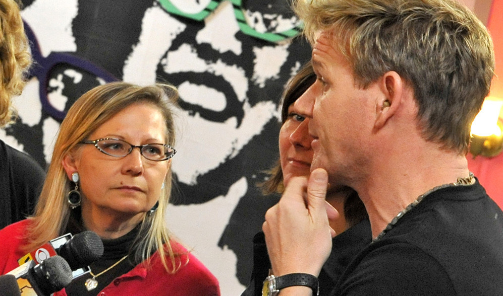 A happy ending for Cafe Hon on \'Kitchen Nightmares\' - Baltimore Sun