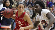 Reservoir vs. Glenelg Girls Basketball [Pictures]