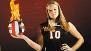 All-County Volleyball: Wallech stepped up to lead Hubs