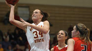 The Northern State women's basketball team has a new thing.