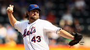 The Toronto Blue Jays bolstered an already formidable starting rotation by acquiring reigning National League Cy Young Award winner R.A. Dickey in a seven-player swap with the New York Mets, the team said Monday.