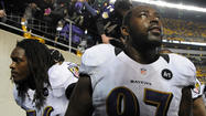 Three questions with Ravens defensive end Arthur Jones