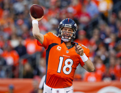 With superstar quarterback Peyton Manning at the controls, the Denver Broncos have become a formidable playoff contender.<br>