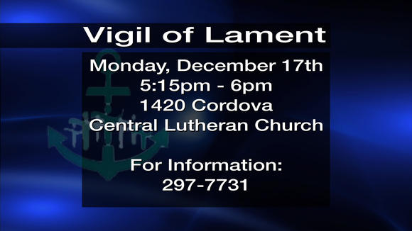 Anchorage Vigil Planned for Connecticut School Shooting